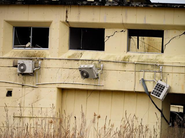 陸前高田ユースホステル(震災遺構)の写真
