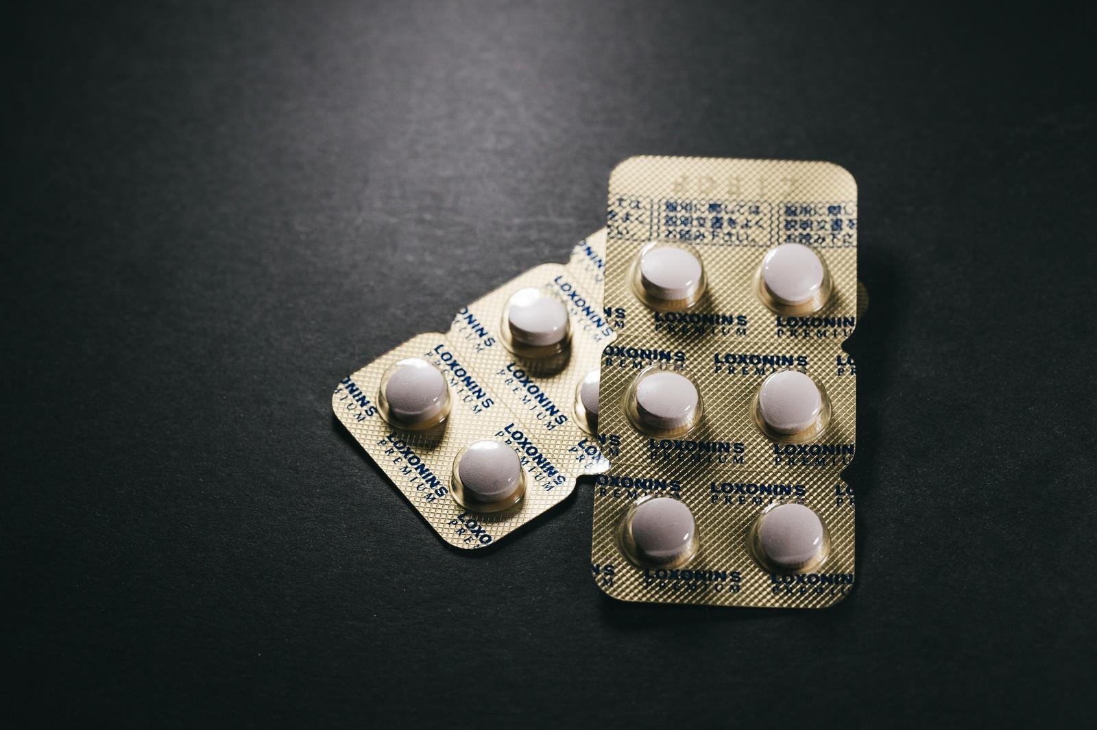 「ロキソニン12錠」の写真