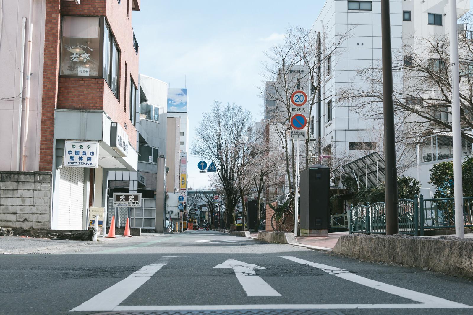 「前橋駅近辺」の写真