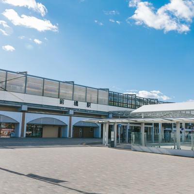 「前橋駅(まえばしえき)」の写真素材