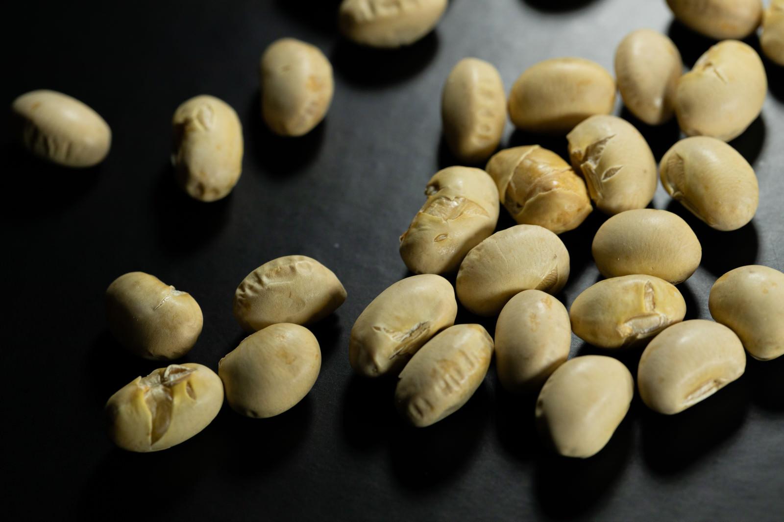 「節分の福豆」の写真