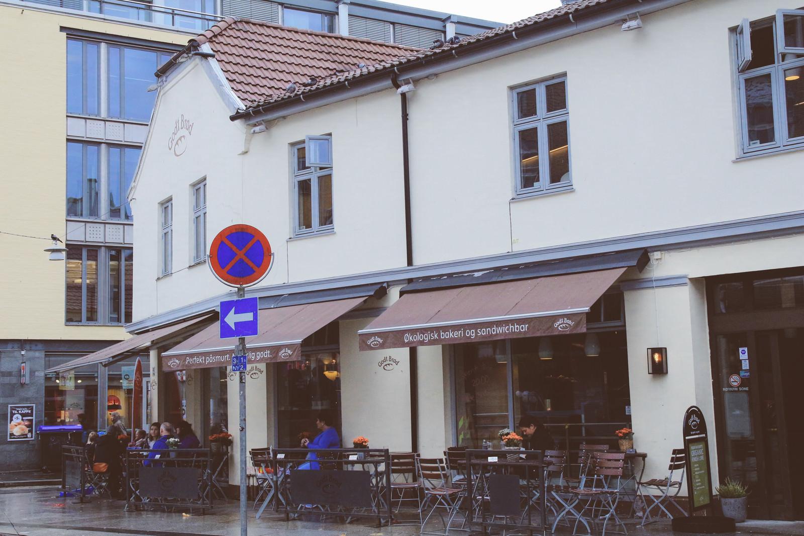 「ベルゲンのカフェ」の写真