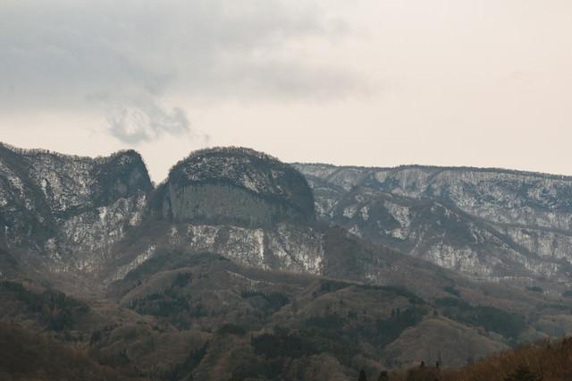 丸岩(群馬県)の写真