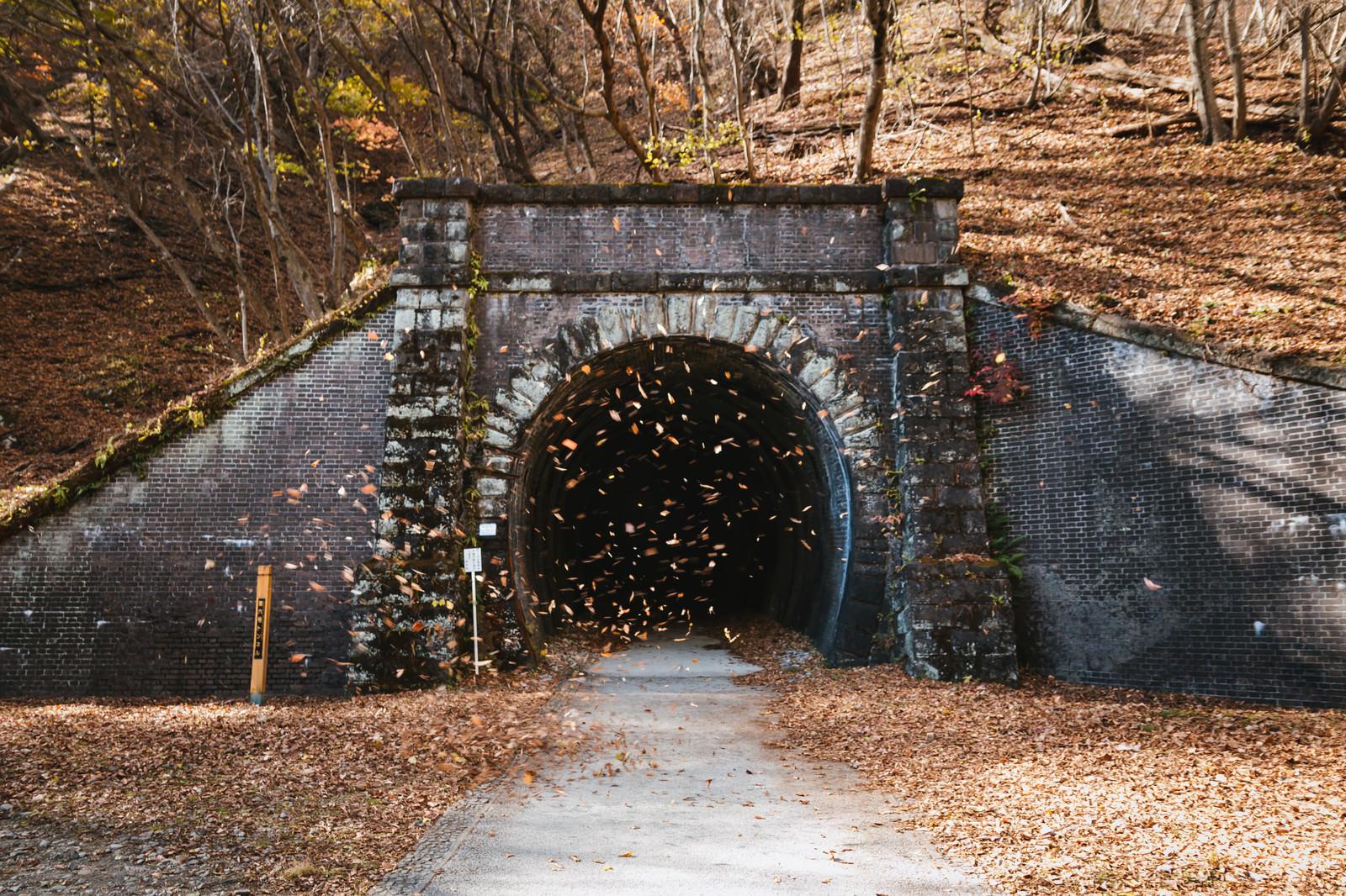 「第六号トンネル」の写真