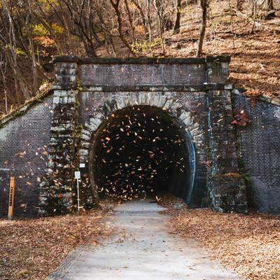 「第六号トンネル」の写真素材