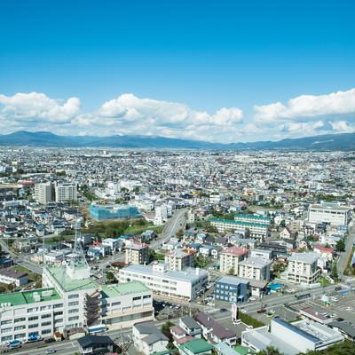 函館市街の写真
