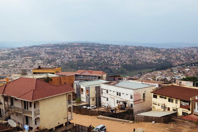 ルワンダ(キガリ)の建物の写真
