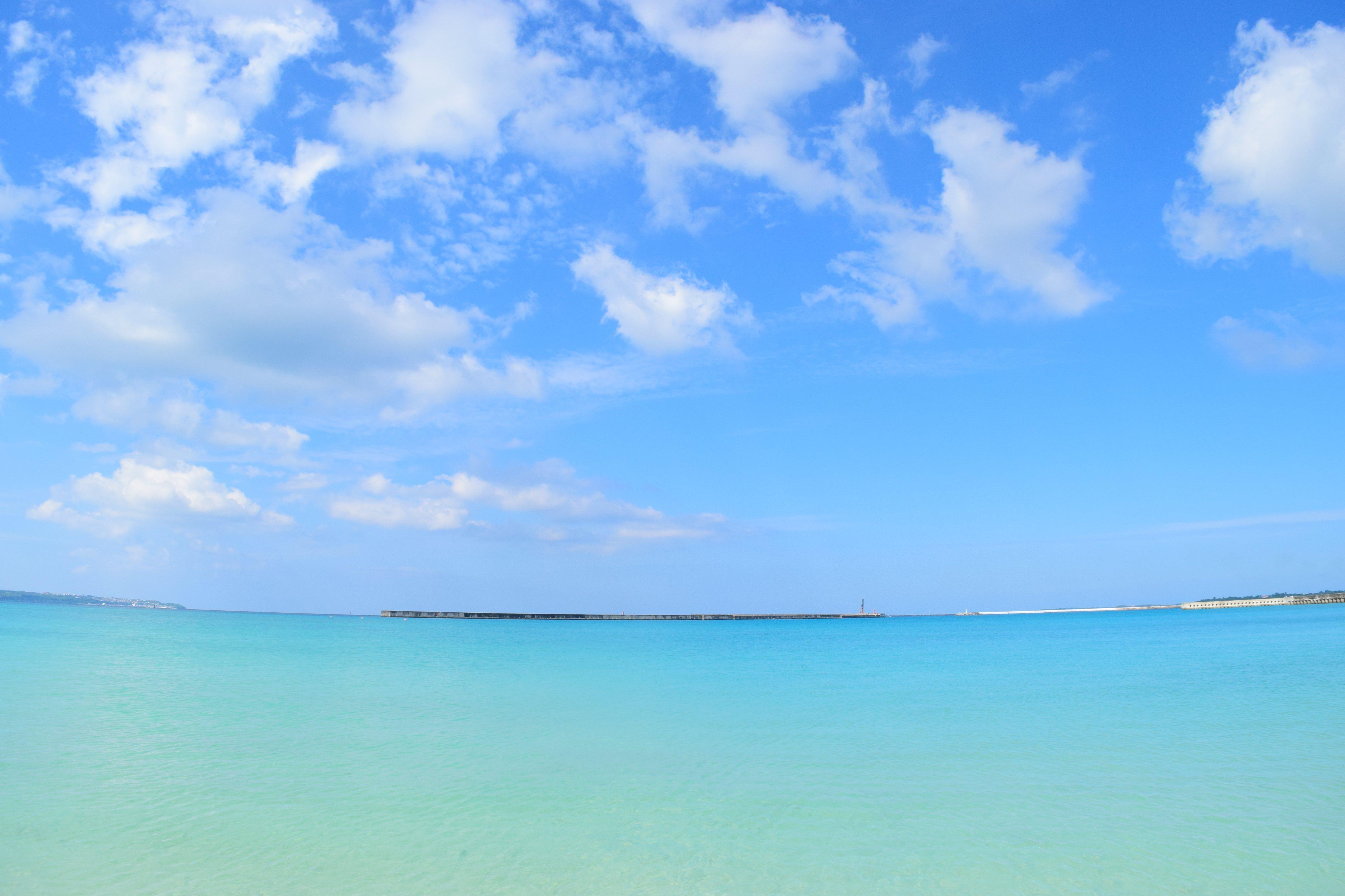 海・砂浜のフリー(無料)写真素材-ぱくたそ