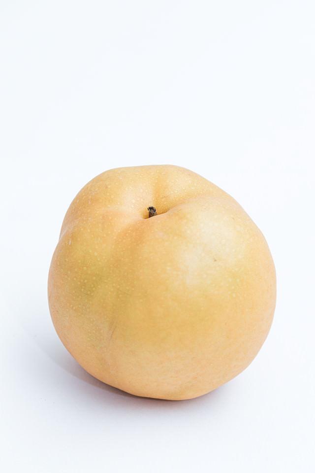 秋の味覚「梨」の写真