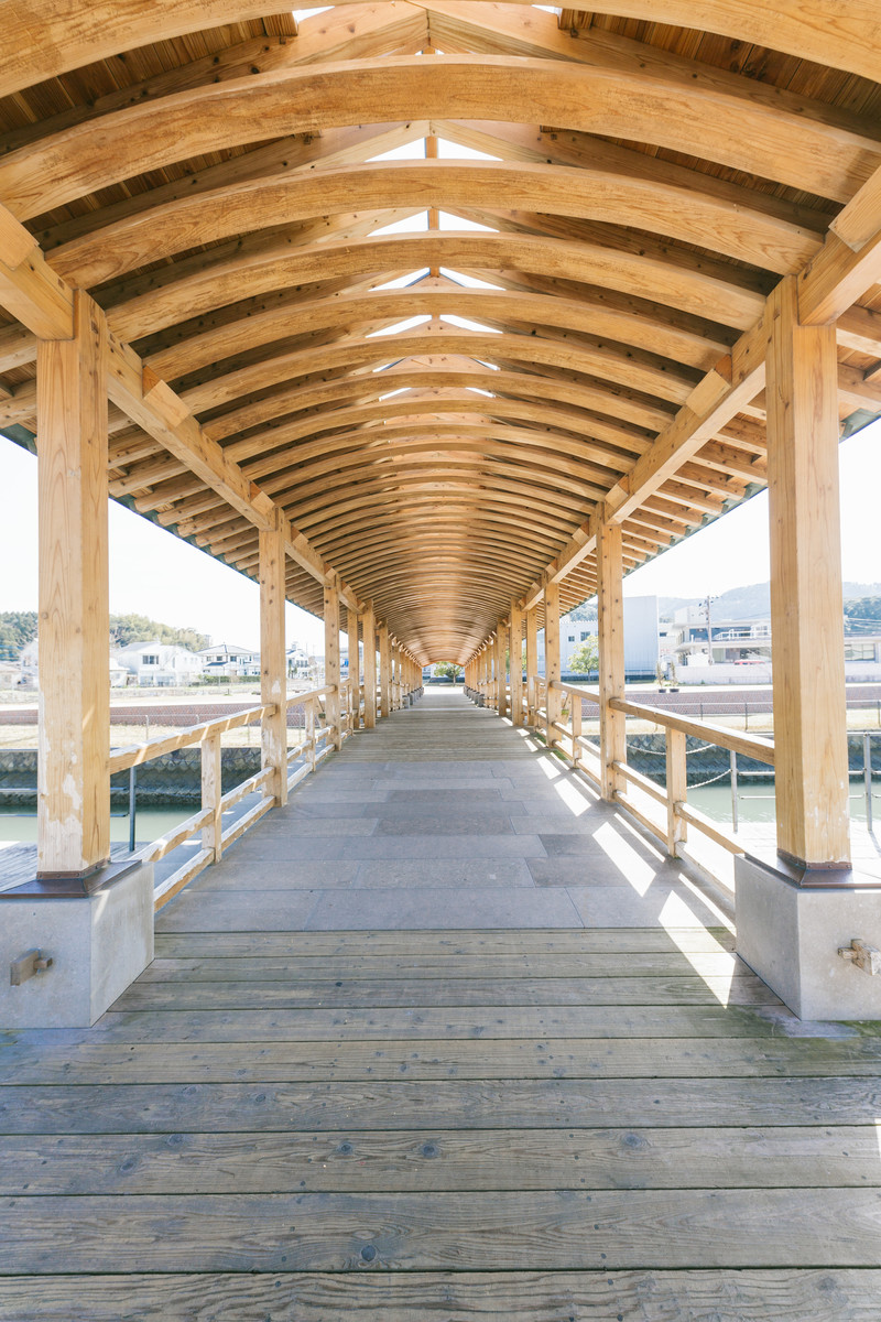 「夢見橋(宮崎県日南市)」の写真