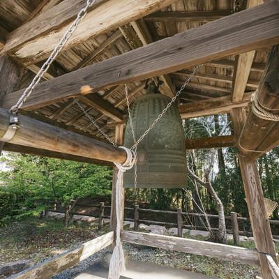 「飫肥城の鐘」の写真素材