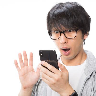 顔認証の精度の高さに目が点になるiPhone Xユーザーの写真