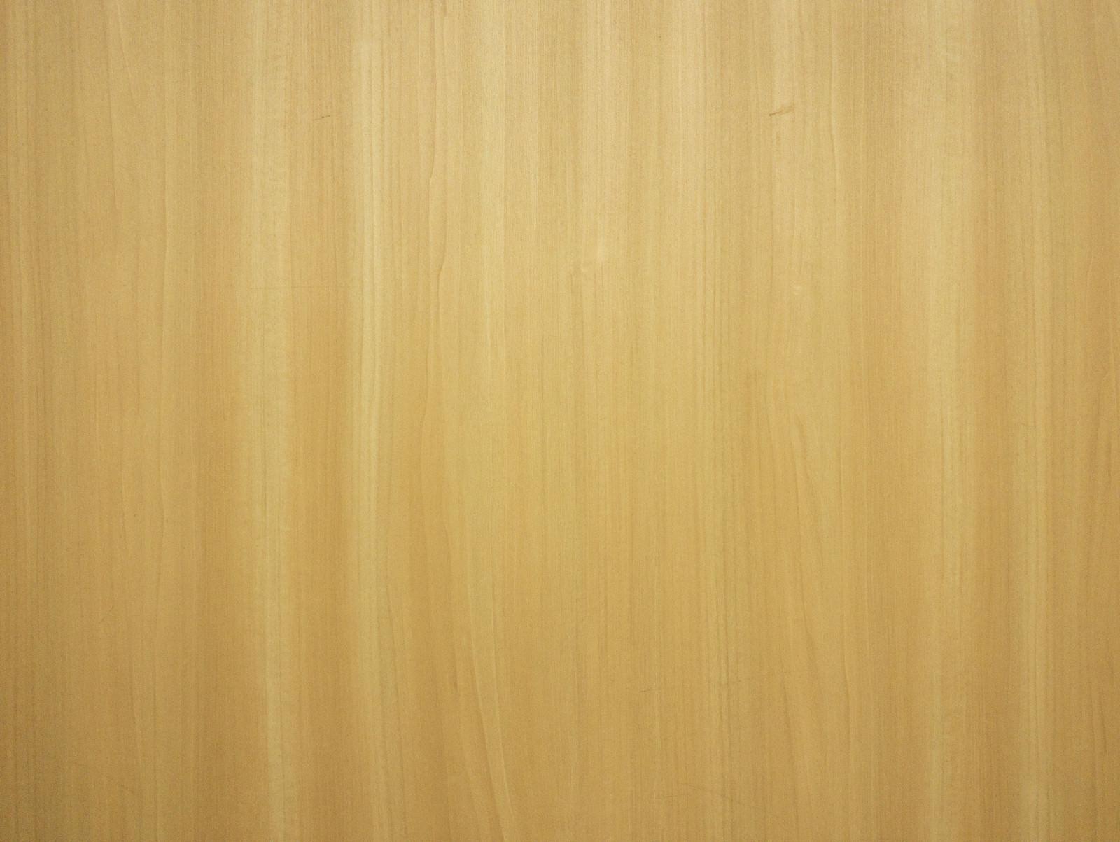 「つるつるした一枚板の木目(テクスチャ)」の写真