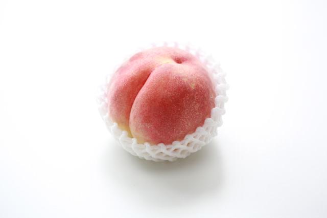 高級な桃の写真