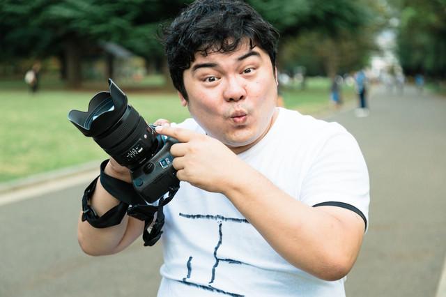 F2.8(ニッパチ)の通しレンズを愛するカメコの写真