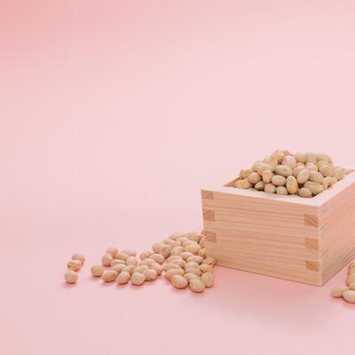 「節分用の大豆」の写真素材