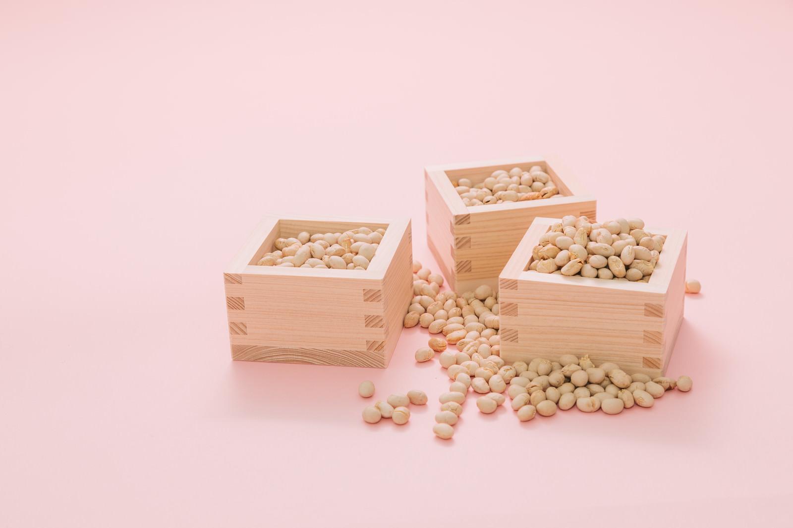 「節分福豆」の写真