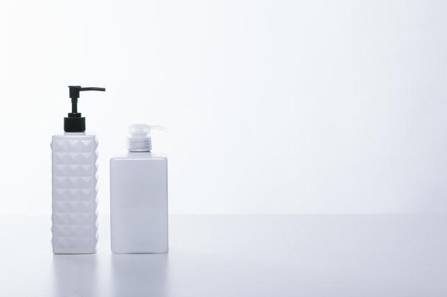 詰め替えボトル(シャンプー・ボディソープ)の写真