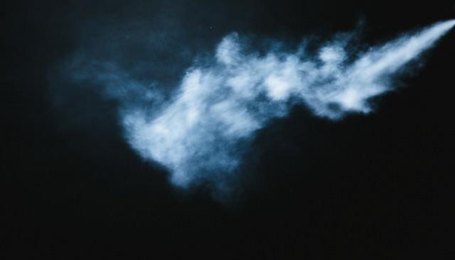 副流煙の写真