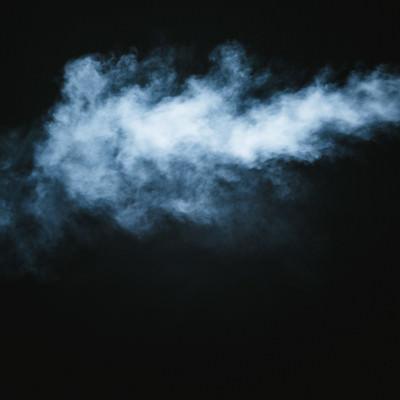 煙草のけむりの写真