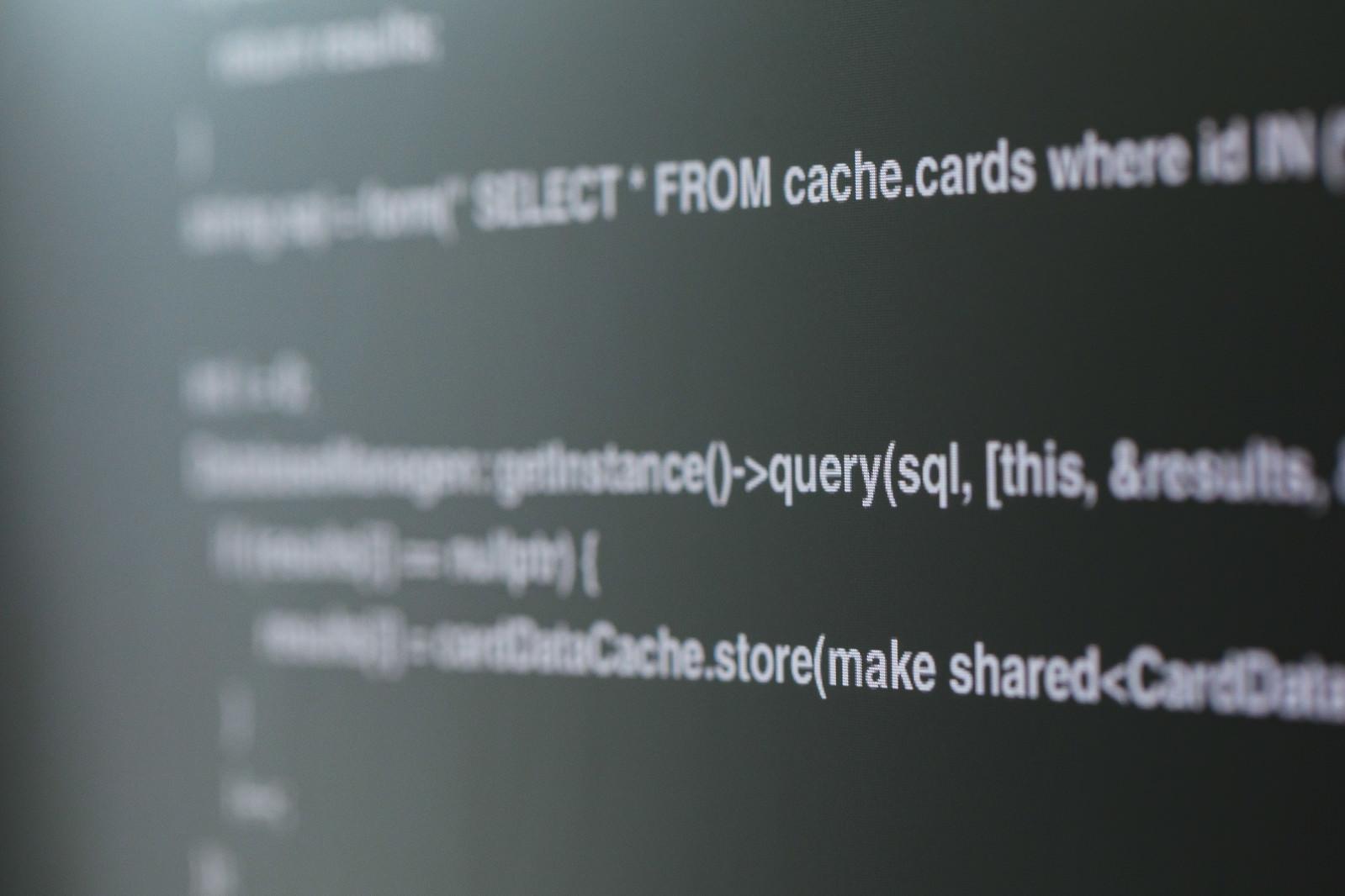 「確率変動らしいプログラムのソースコード」の写真