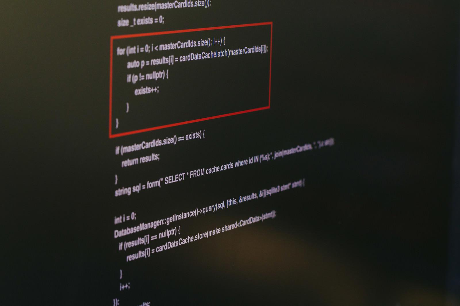 「ソースコードを開示」の写真