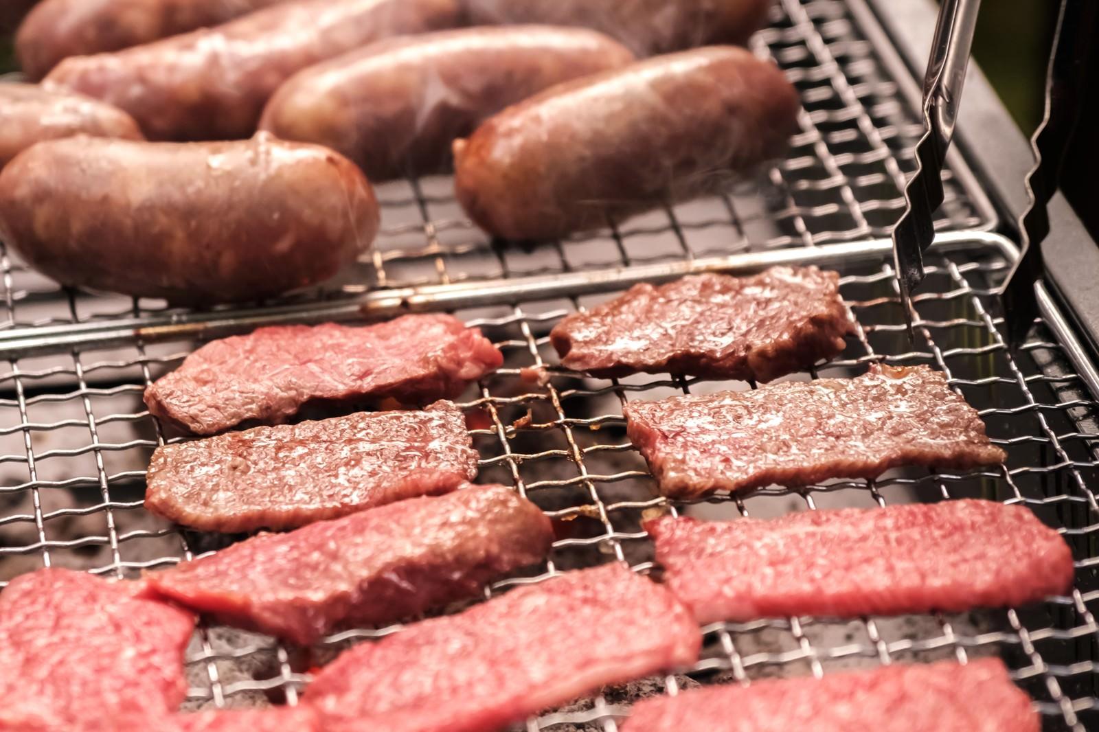 「焼肉BBQ(バーベキュー)」の写真