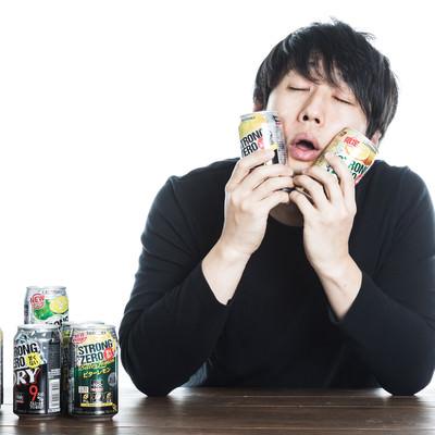 秘技・缶チューハイぱふぱふの写真