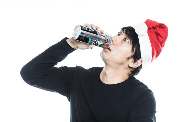 効率よく酔える缶チューハイの写真
