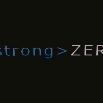 「ZEROを強調するstrongタグ」の写真素材