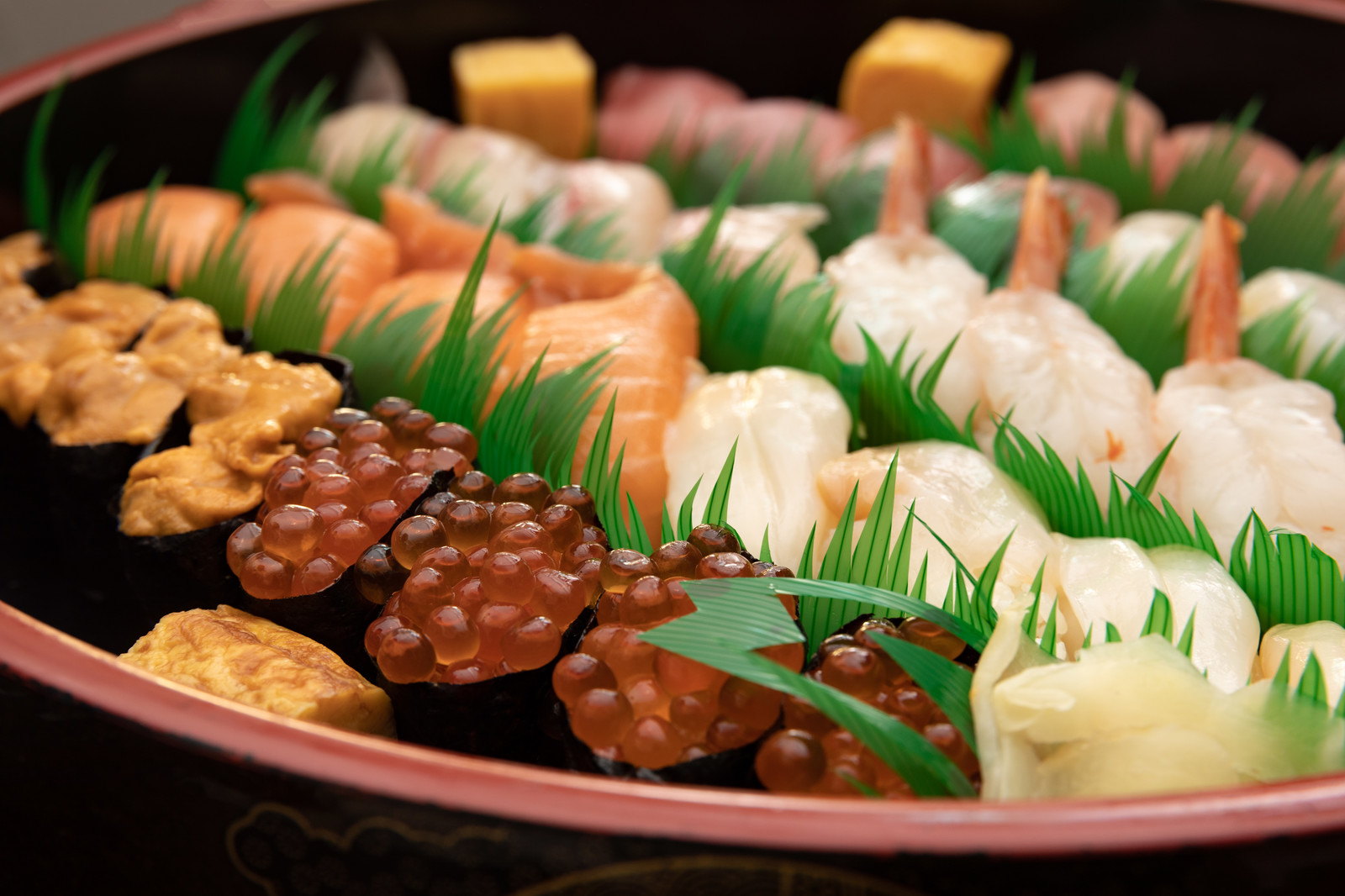 「宅配寿司」の写真
