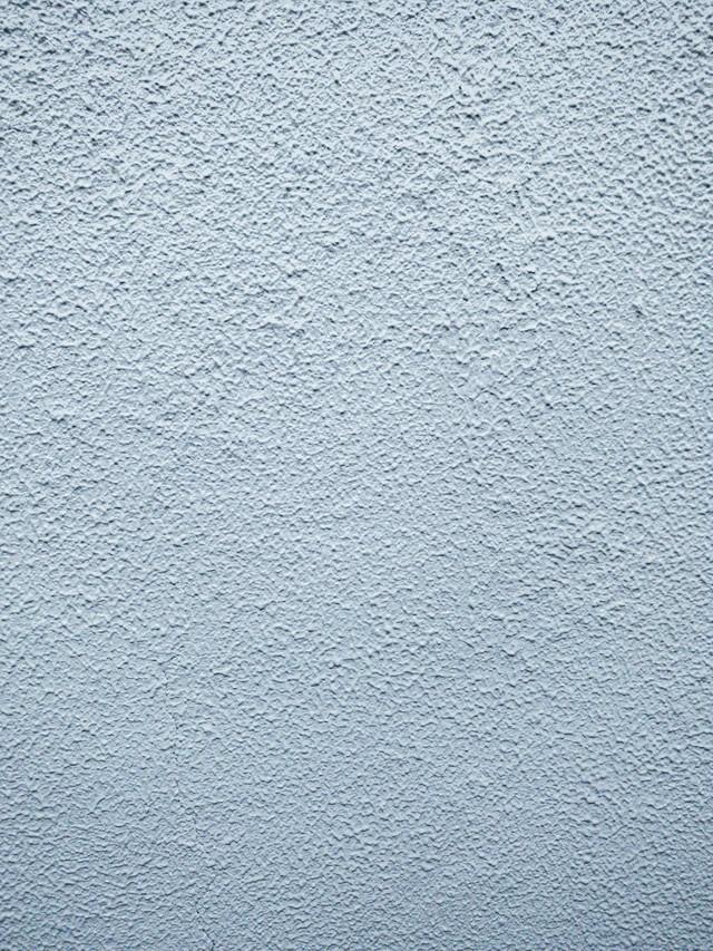 白く塗られた外壁(テクスチャ)の写真