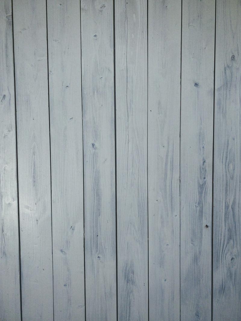 「白くペイントされた板(テクスチャ)」の写真