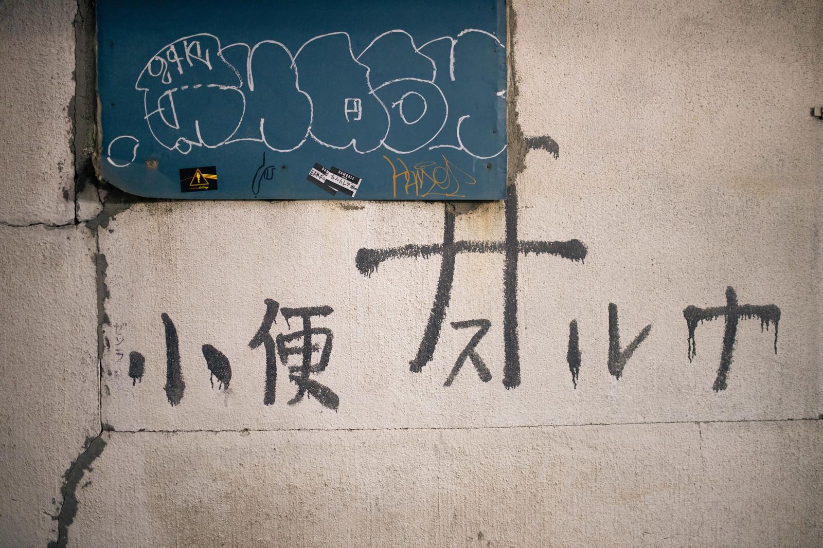「小便井スルナ」の写真