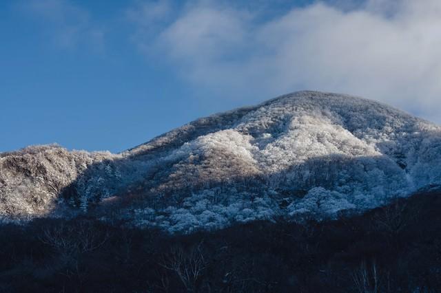 赤城の朝(赤城山)の写真