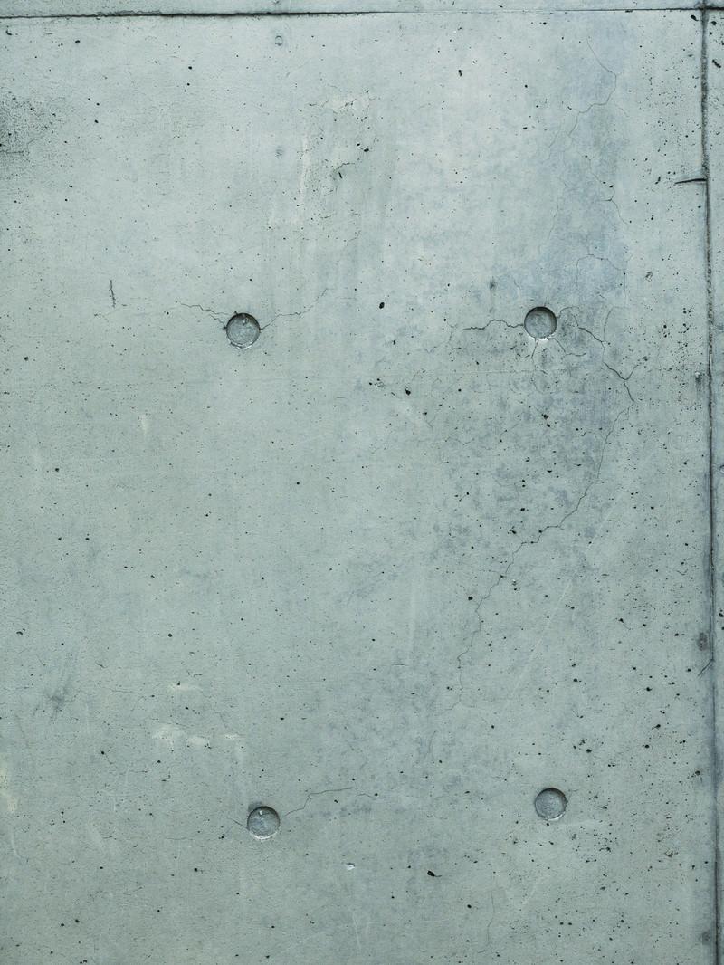 「コンクリート打ちっぱなしの壁(テクスチャ)」の写真