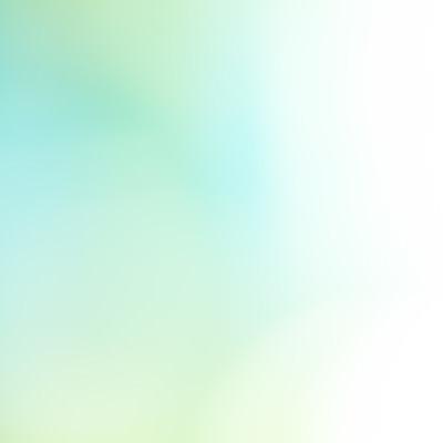 淡い緑の光の写真