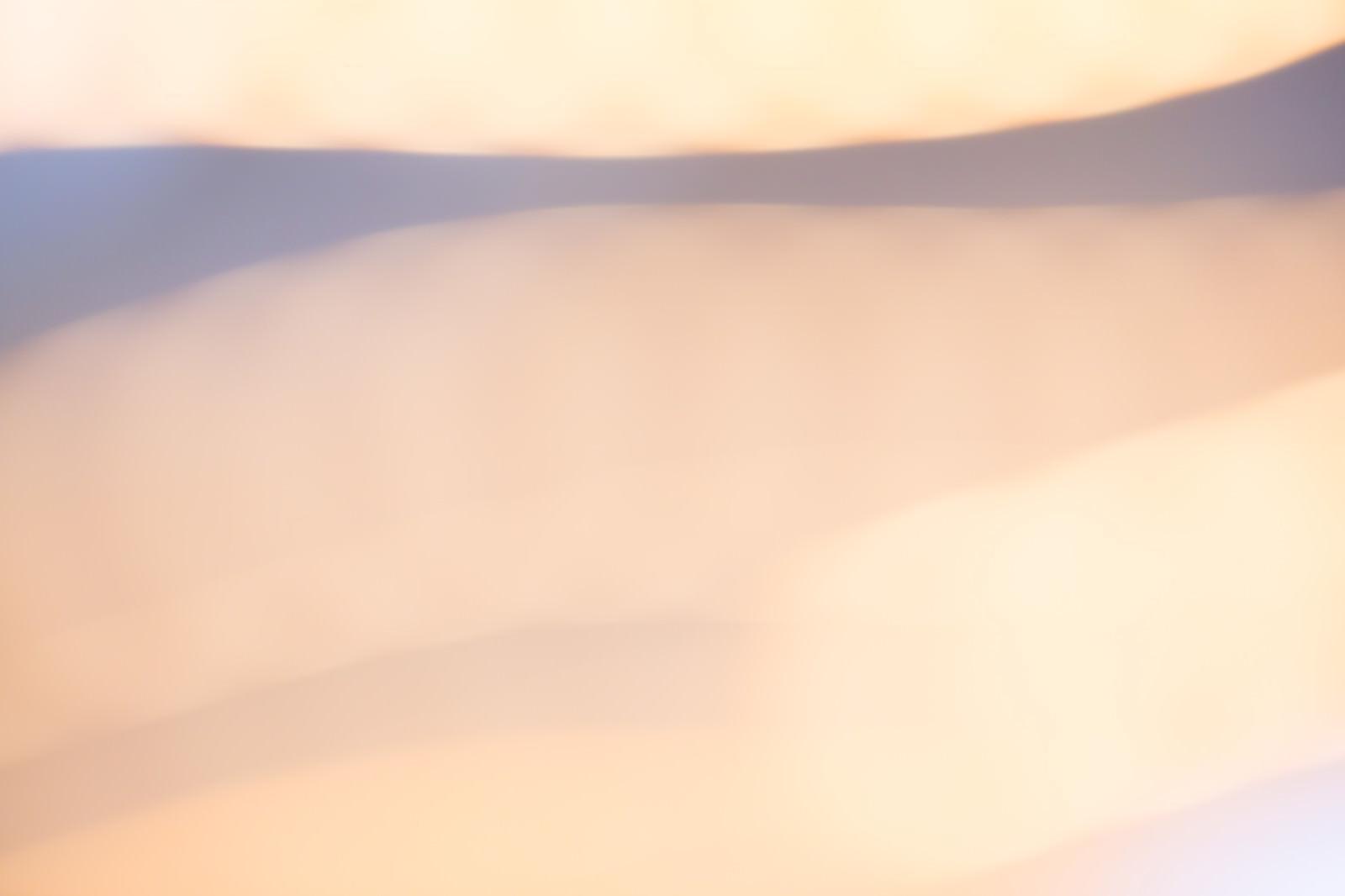 「オレンジ色の光」の写真