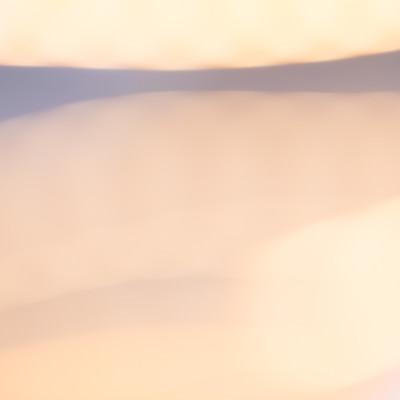 オレンジ色の光の写真