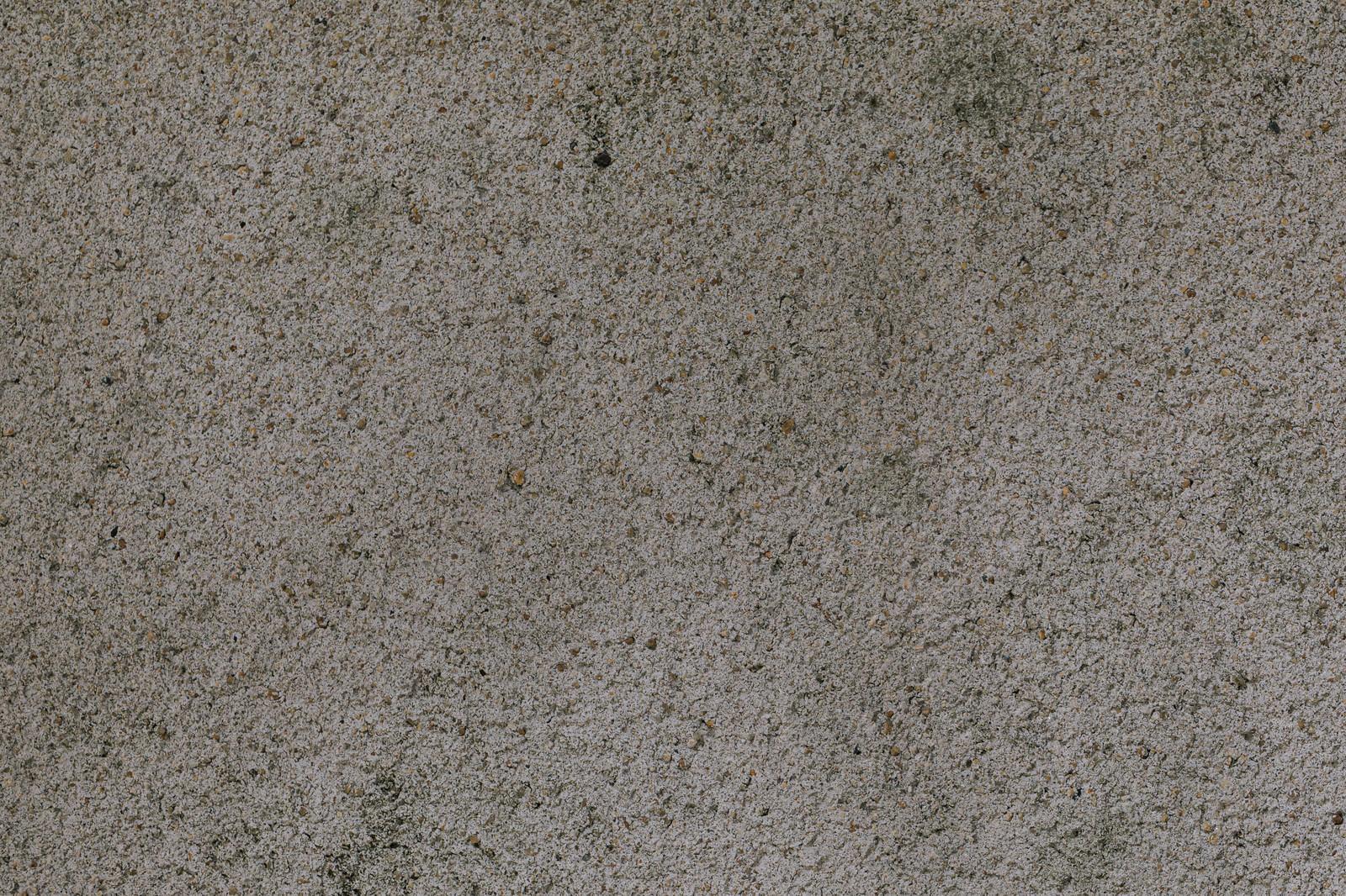 「ザラザラな壁(テクスチャ)」の写真