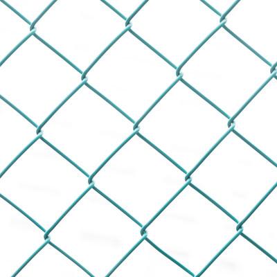 菱形フェンスの写真