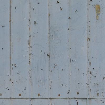 錆びたトタン(テクスチャ)の写真