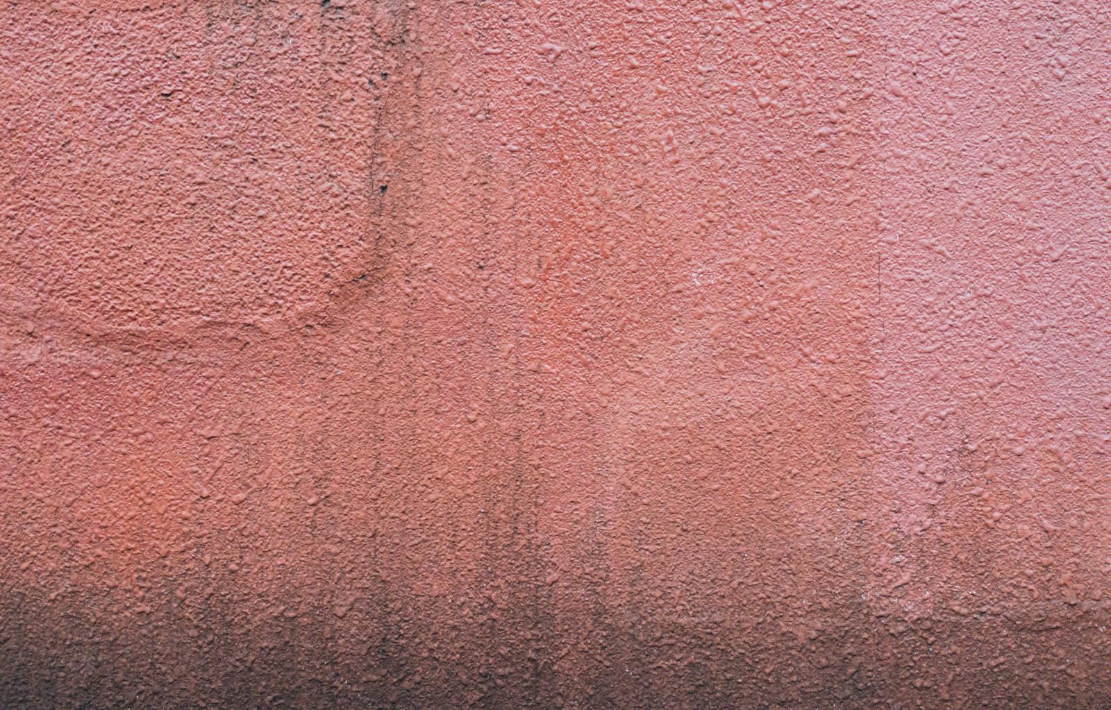 「外壁の汚れ(テクスチャー)」の写真