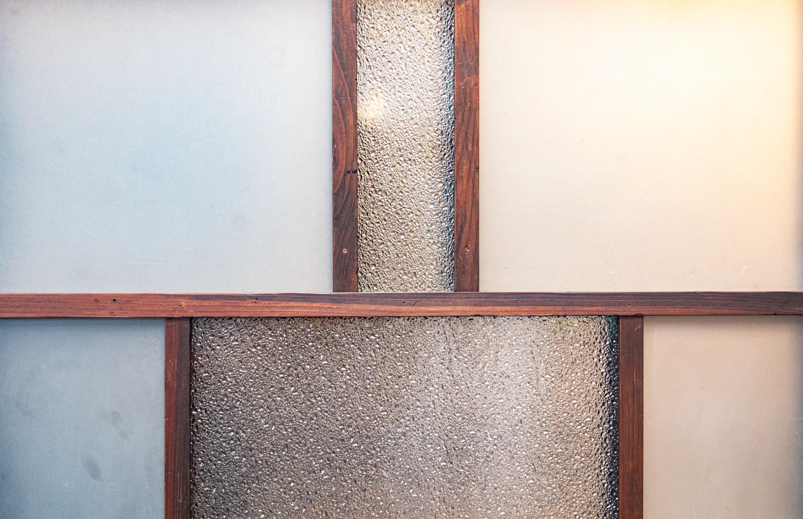 「格子窓」の写真