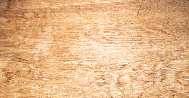 色あせた木目板の写真