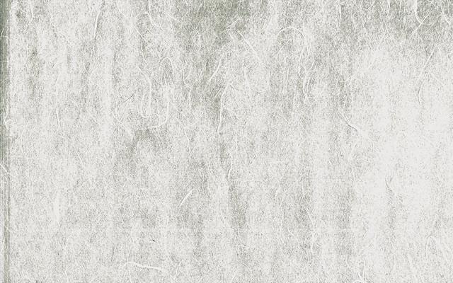 繊維跡が残る和紙(テクスチャ)の写真