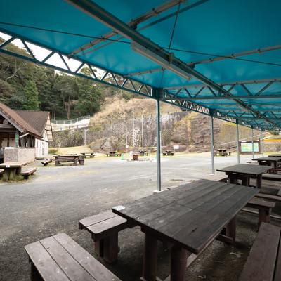 崎野自然公園のデイキャンプ上の写真