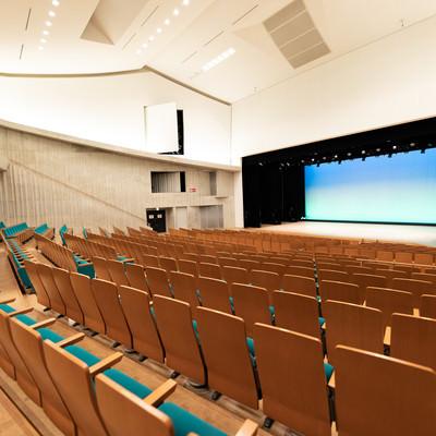 時津町にあるコンサートホールの写真