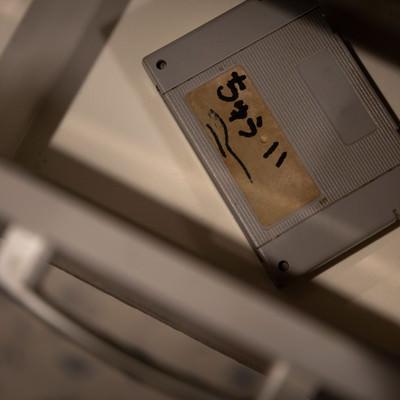 借りパクしたカセットに「ちゅうい」と書かれていたの写真