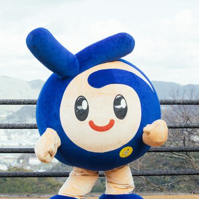 時津町のイメージキャラクター とっきーの写真